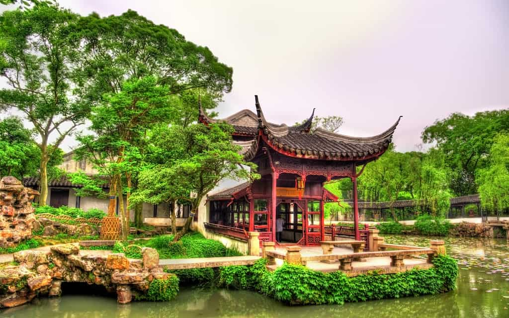 Suzhou Gardens - most beautiful places to visit in China and Tibet
