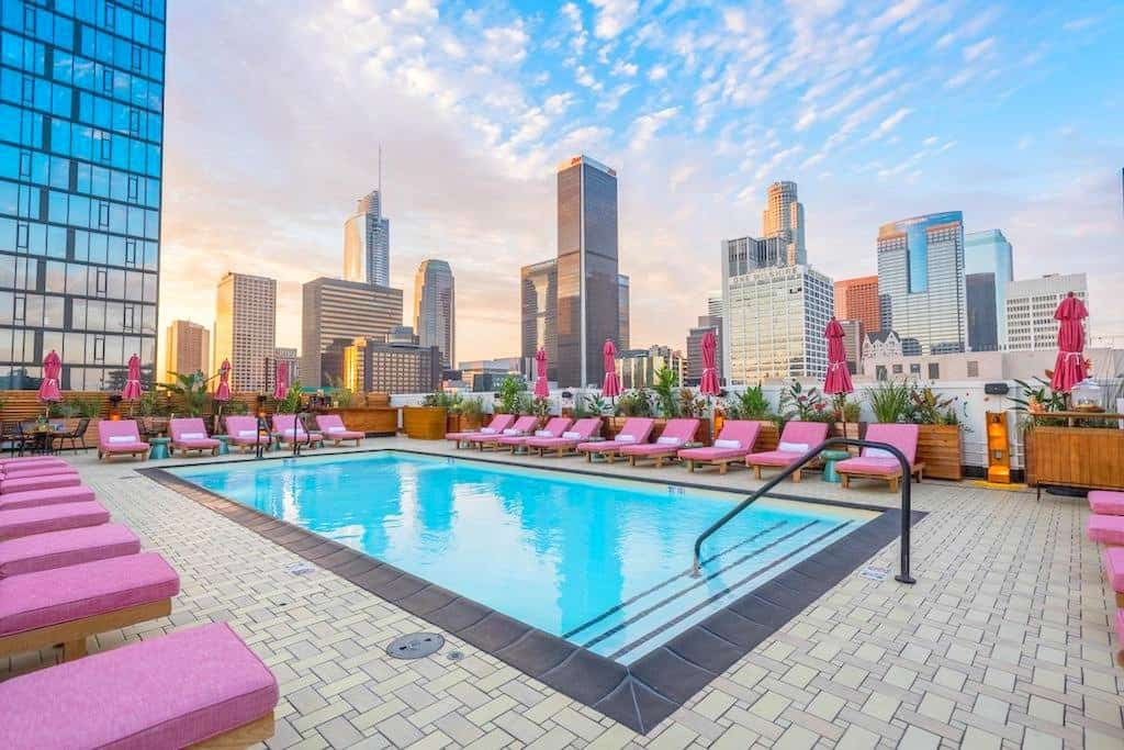 Top 12 cool and unusual hotels in Los Angeles Global Grasshopper