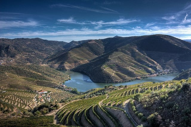 Douro Valley - most beautiful places to visit in Portugal