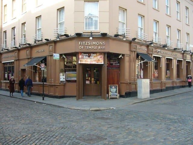 Fitzsimons - best bars in Dublin on GlobalGrasshopper.com