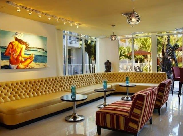 Hotel Urbano, boutique hotels Miami on GlobalGrasshopper.com