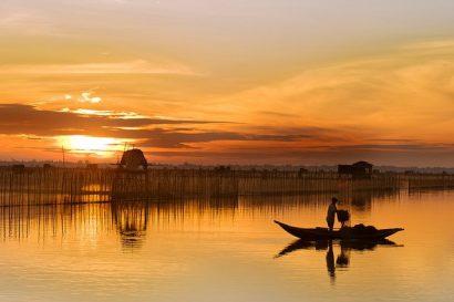 Hue-sunset - Hue Vietnam city guide on GlobalGrasshopper.com