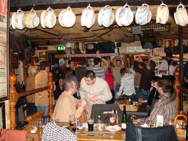 Johnnie Fox - best bars in Dublin on GlobalGrasshopper.com
