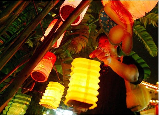 Mid-Autumn Festival Kuala Lumpur - Autumn breaks on GlobalGrasshopper.com
