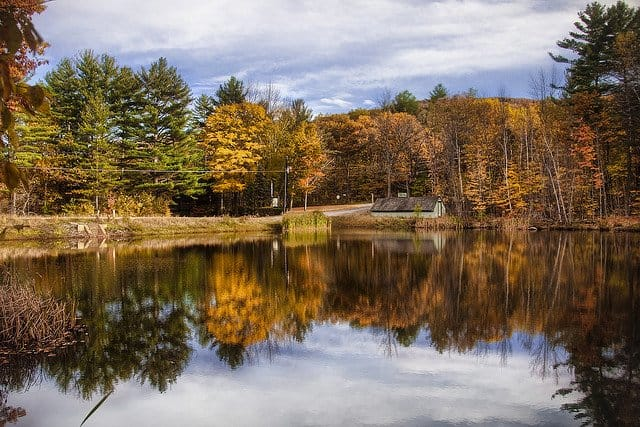 New England - Autumn breaks on GlobalGrasshopper.com