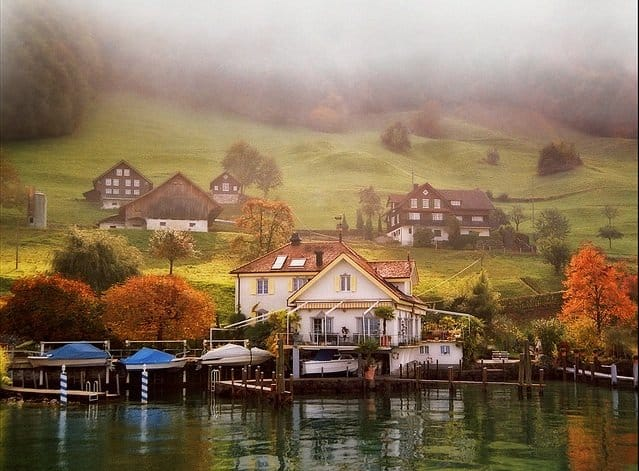 Switzerland - Autumn breaks on GlobalGrasshopper.com