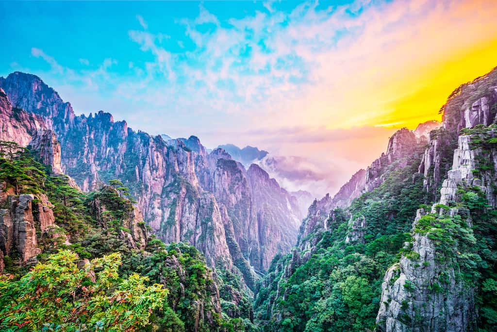 Xihai Grand Canyon China