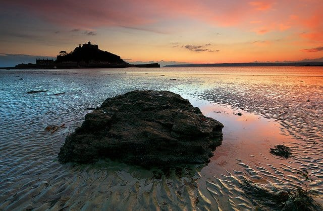 Cornwall - Places to visit in the UK in winter