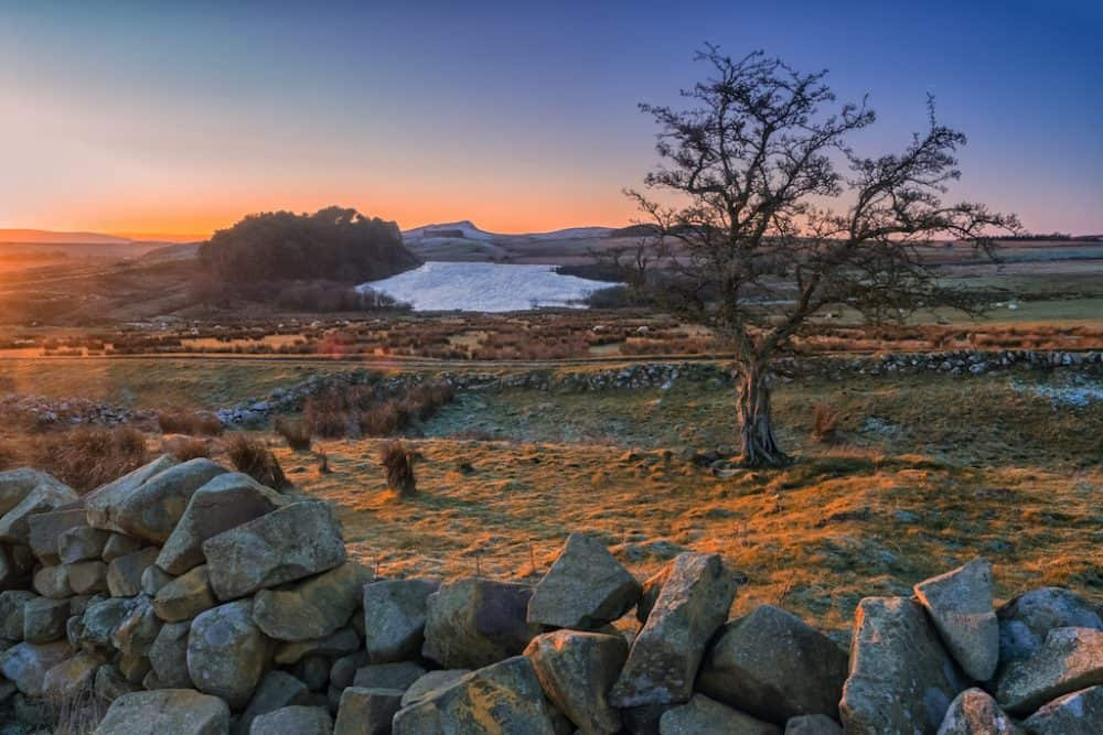 Cumbria - great places to visit in the UK in the winter