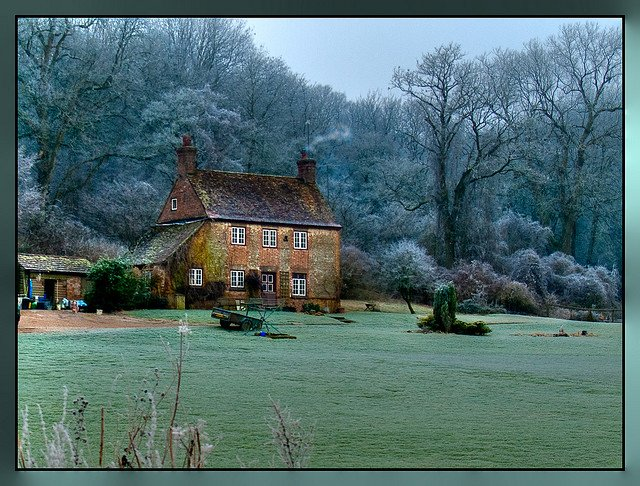 Hampshire - Places to visit in the UK in winter