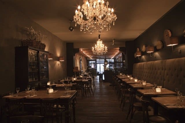 Things to do in Amsterdam - Humphreys Restaurant