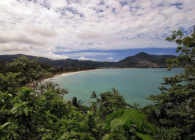 Best beaches in Phuket - Kamala Beach