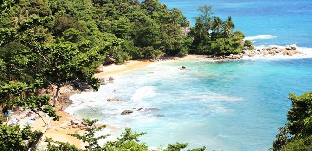 Best beaches in Phuket - Laem Singh