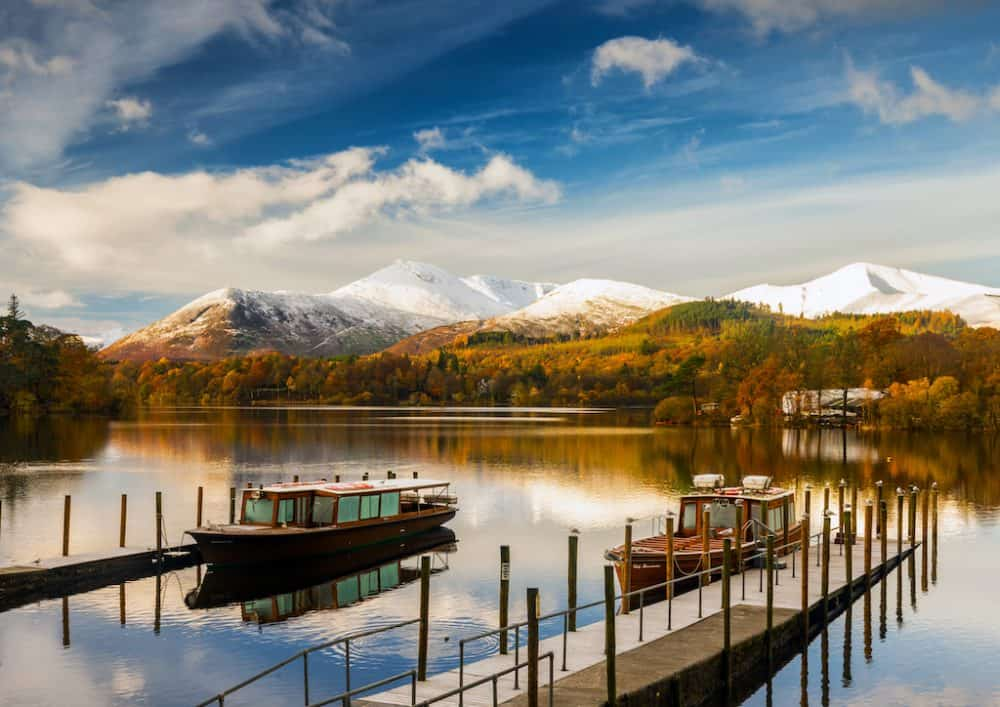 Cumbria - great winter destinations in the UK