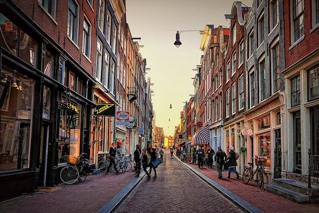 Things to do in Amsterdam - Nine Streets
