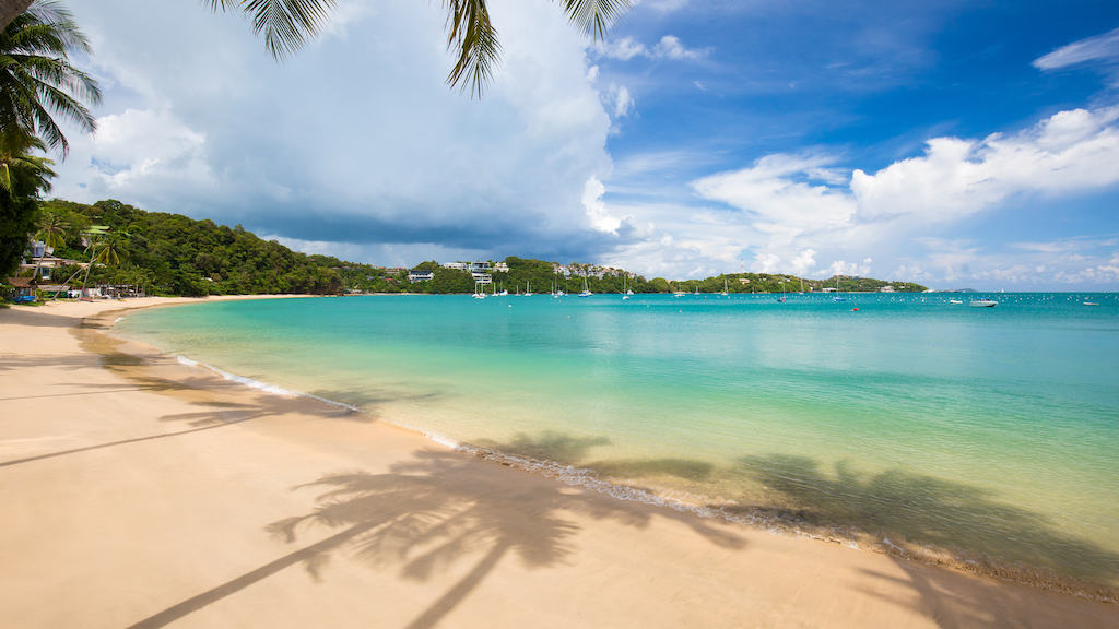 Panwa Beach - best beaches in Phuket