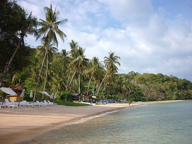 Best beaches in Phuket - Panwa Beach