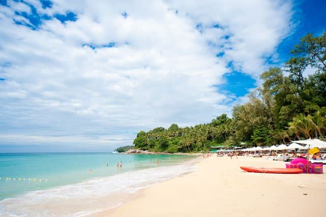 Best beaches in Phuket - Surin Beach