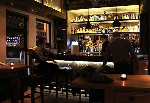 Things to do in Amsterdam - Vesper Bar