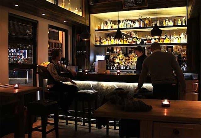 Things to do in Amsterdam - Vesper Bar