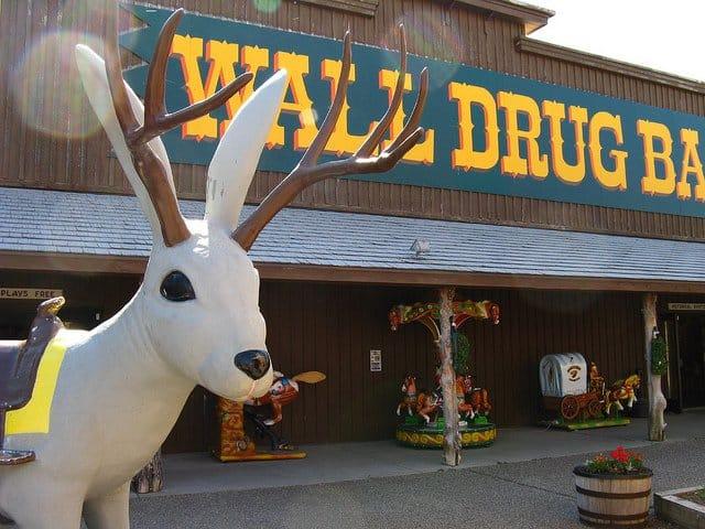 Strange roadside attractions of America Global Grasshopper