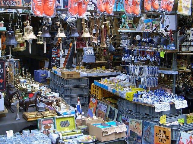 Things to do in Amsterdam - Waterlooplein Market