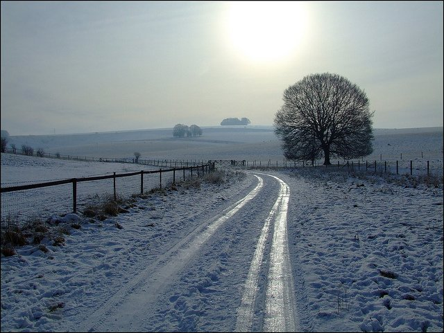 Wiltshire - Places to visit in the UK in winter