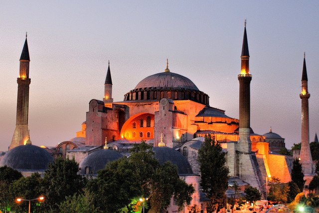 Byzantine Hagia - beautiful attractions in Istanbul on GlobalGrasshopper.com
