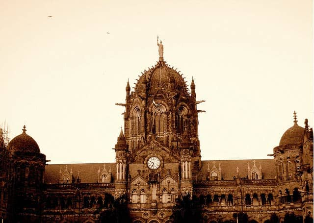 Chhatrapati Shivaji Terminus - best places to visit in Asia on GlobalGrasshopper.com
