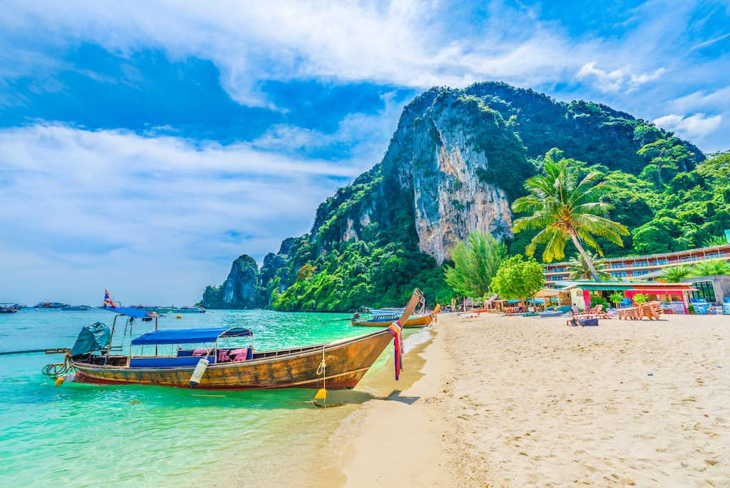 Koh Phi Phi The Beach