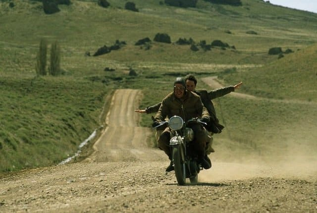 Motorcycle Diaries - movies that make you want to travel on GlobalGrasshopper.com