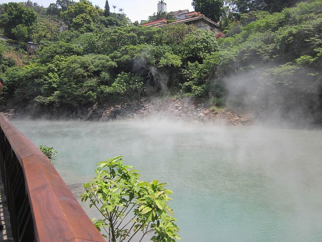 New Bei Tou Hot Springs - best places to visit in Asia on GlobalGrasshopper.com