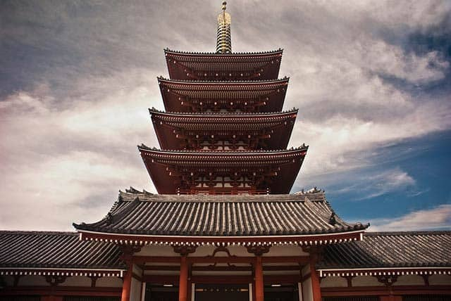 Sensoji Temple - best places to visit in Asia on GlobalGrasshopper.com