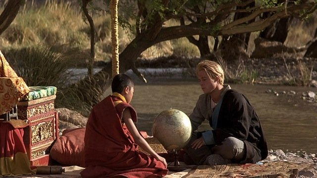 Seven Years in Tibet - movies that make you want to travel on GlobalGrasshopper.com