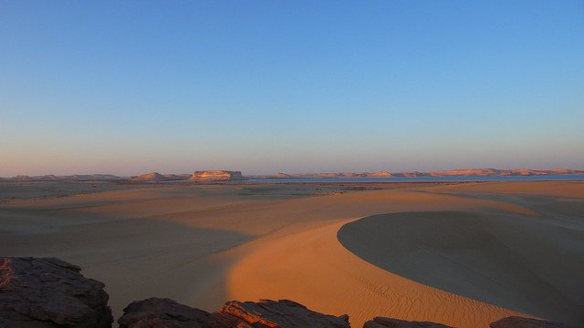 Siwa Oasis - places to visit in Egypt on GlobalGrasshopper.com