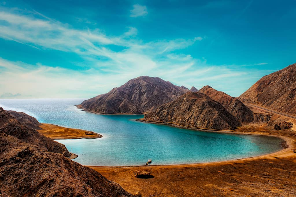 Taba in Egypt