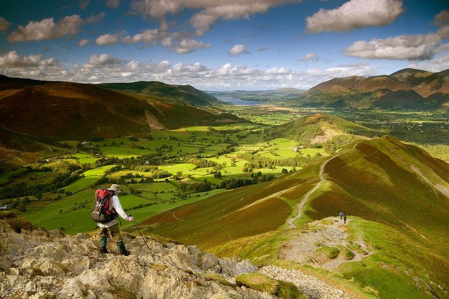 Walking in the Lake District on GlobalGrasshopper.com