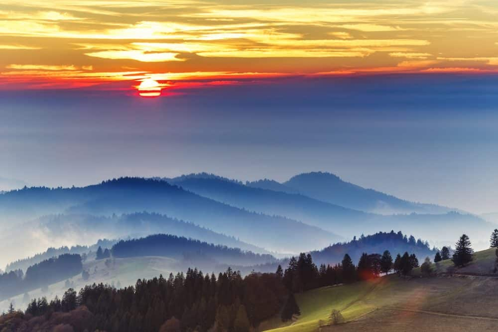 Black Forest - most beautiful places to visit in Germany