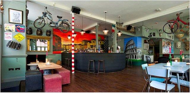 Bunga Bunga Bar - Things to do in London on GlobalGrasshopper.com
