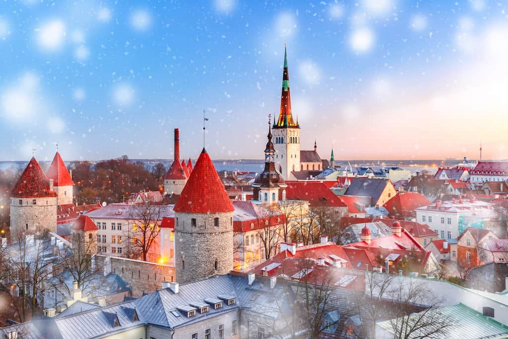 Estonia - best countries to visit in Eastern Europe