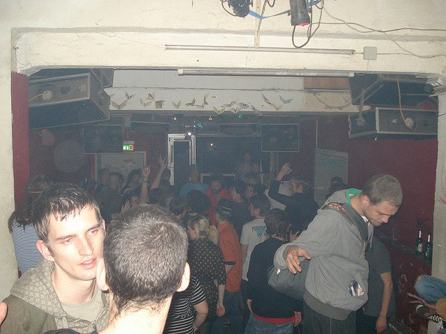 Nightclubs in Berlin - Golden Gate