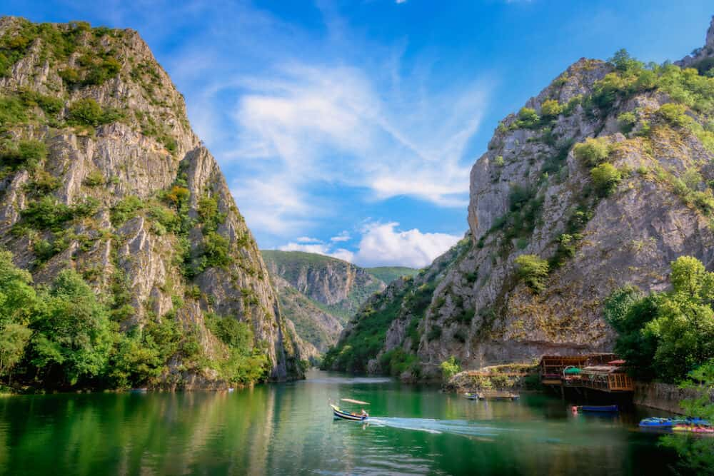 Macedonia beautiful scenery