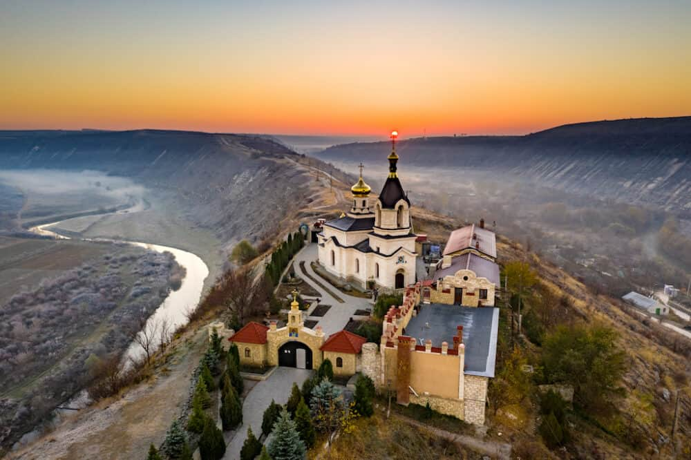 Moldova - beautiful places to visit in Moldova