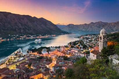Montenegro - most beautiful countries