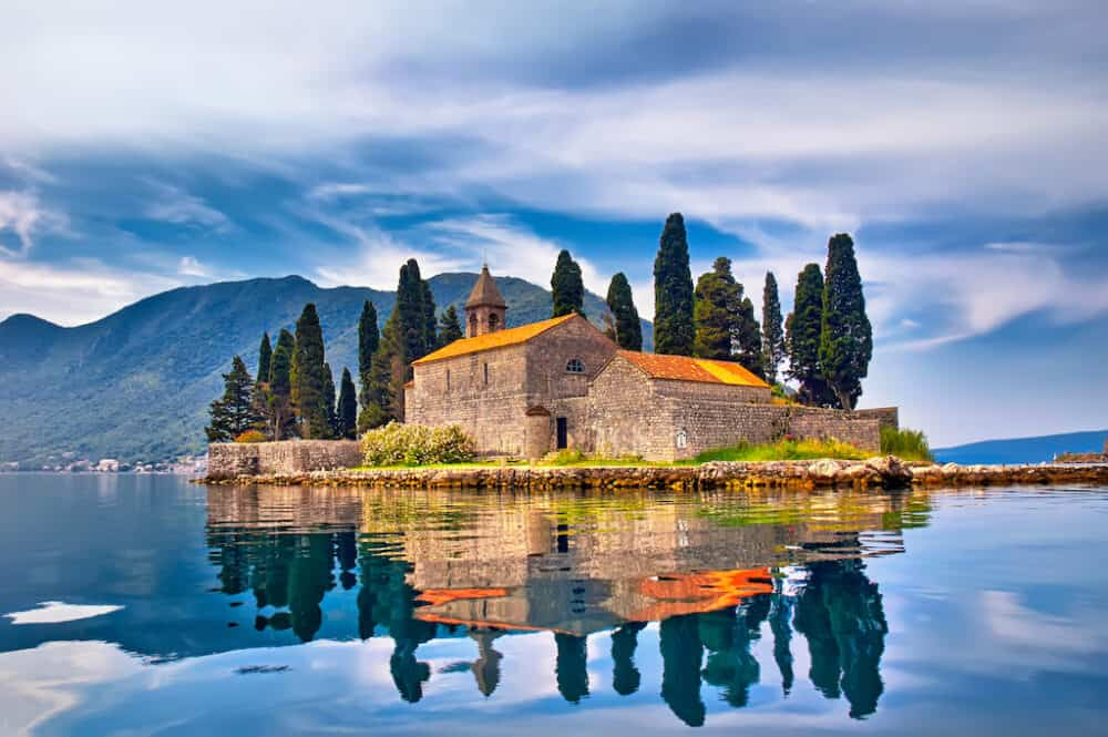 Montenegro - beautiful places to visit in Eastern Europe