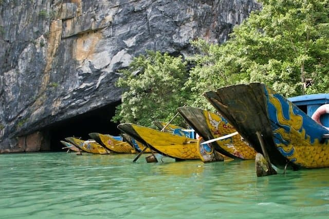 Places to visit in Vietnam - Phong Nha-Ke Bang National Park on GlobalGrasshopper.com