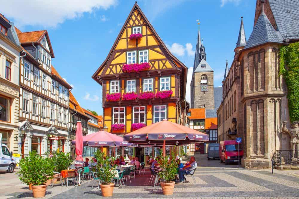 Quedlinburg in Germany