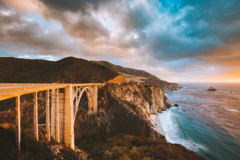 Romantic things to do in California