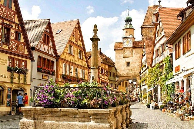 20 of the most beautiful places to visit in Germany Global Grasshopper