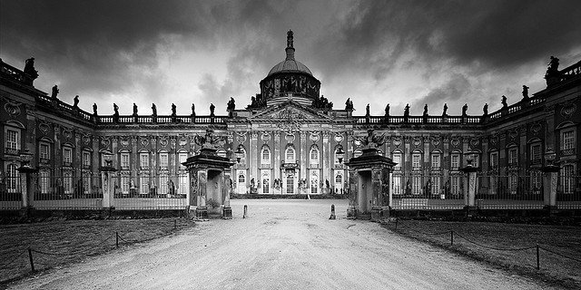 Places to visit in Germany - Sanssouci on GlobalGrasshopper.com
